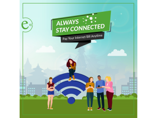 Pay your internet bills with eSewa