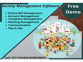 Free demo-Society Management Software in Nepal