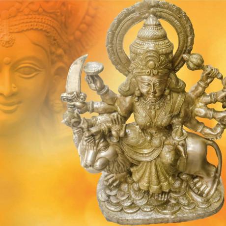 24-inch-2-feet-fine-carved-indian-bhagwatidurga-i-b-big-4