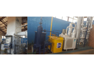 Use of Medical oxygen plant