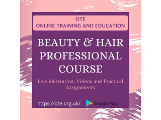 Join Beauty Professional Course