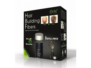 Dexi hair building fiber