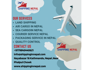 Air Cargo in Nepal