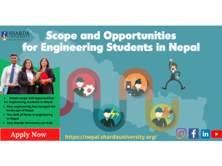 Scope and Opportunities for Engineering Students in Nepal