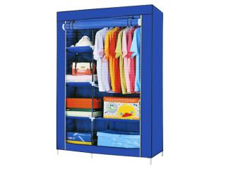 Folding Clothe Rack  2 Fold Model 88105