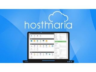 HostMaria - cheap and reliable Cloud hosting for websites with European traffic