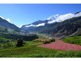 Western piece of Nepal - Lower Dolpo Trek