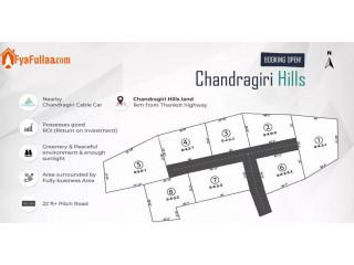 Land sale in Chandragiri