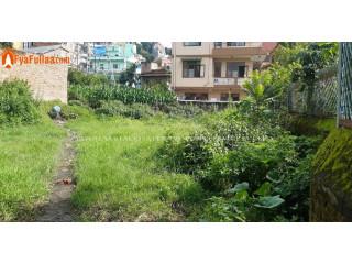 Land sale in Swoyambhu